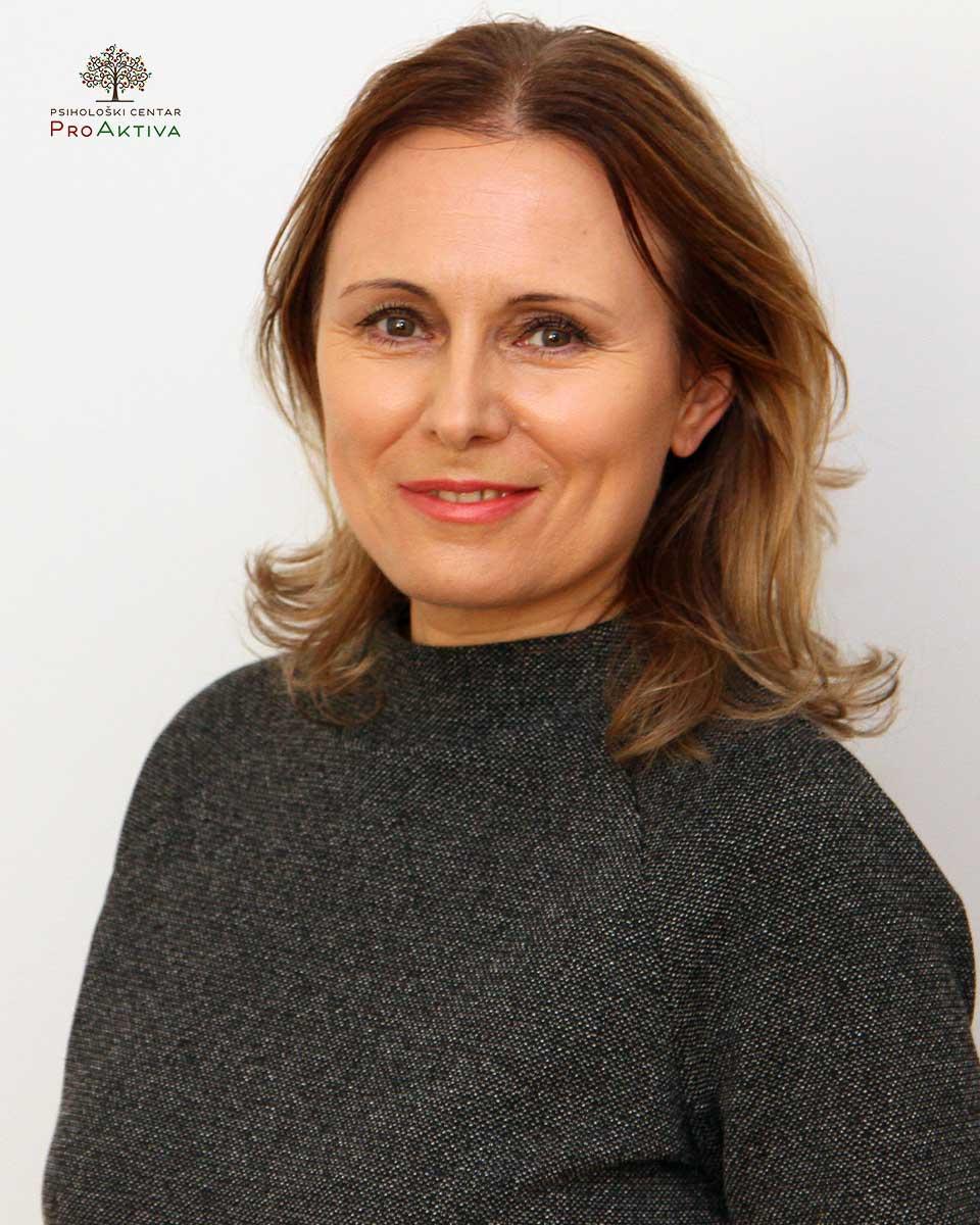 dr Jasmina Knežević . Proaktiva