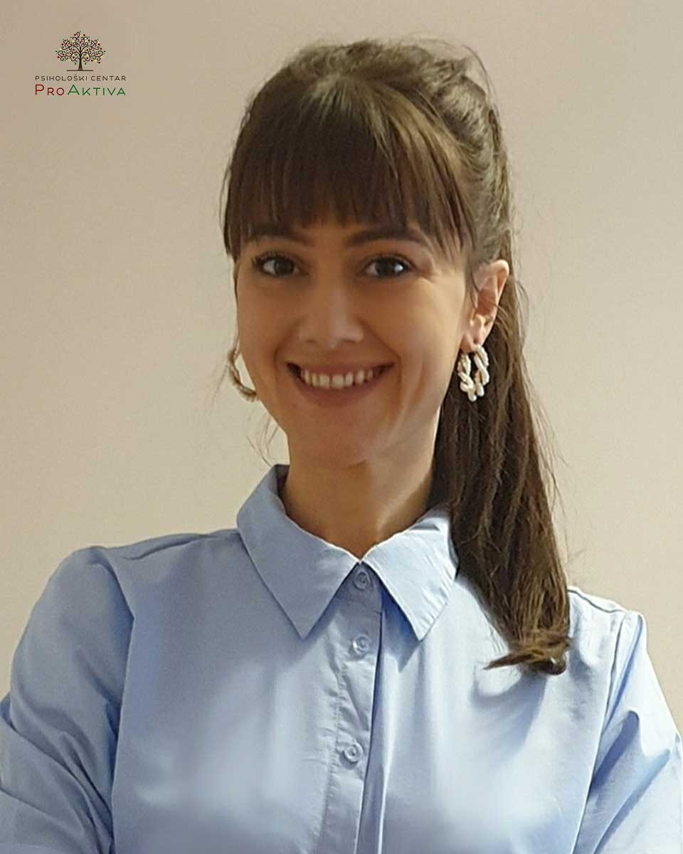 Gordana Janačković | Psihološki centar ProAktiva Subotica